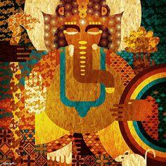 Arroboboi Ganesha!