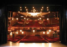 Courtyard Theater, Stratford-upon-Avon, Warwickshire, England