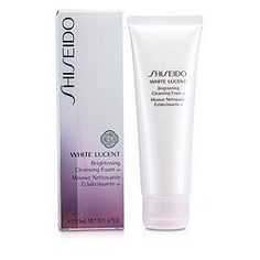 SHISEIDO by Shiseido - White Lucent Brightening Cleansing Foam W --125ml/4.7oz