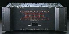 SAE A501 Power Amp - 1982