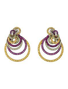 De Grisogono Gypsy Earrings