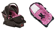 Disney Light 'n Comfy Luxe Infant Car Seat (cheap Infant Car Seat)