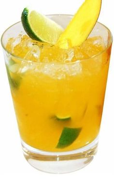 Mango Caipirinha Recipe served at Cariocas on Disney Cruise Line