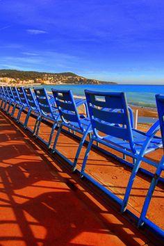 Promenade des Anglais, Nice, France. - Utrip Travel Plan