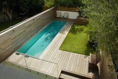 #housejen #swimmingpool #gardenpool #pool #garden #modern #modernswimmingpool #smallpool