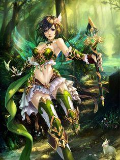 The Enchantress by chaosringen on deviantART