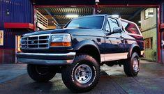 Ford Bronco Eddie Bauer 4×4|コレクション -WORKS-|熊本発アメ車のレストア・ピックアップトラック・SUV専門店 ハーツライジング