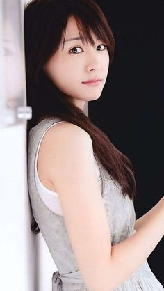 Picture of Yui Aragaki Beautiful Japanese Girl, Cute Japanese, Japanese Beauty, Beautiful Asian Women, Asian Beauty, Cute Asian Girls, Cute Girls, Pretty Asian, Kawaii Girl