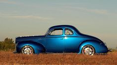 1940 Ford Deluxe Coupe | Mecum Auctions