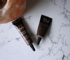 Make Up For Ever Aqua Brow vs. NYX Eyebrow Gel