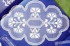 crochet em revista: revista «Suplemento de croché»
