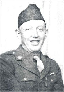 8 June 1944, Frank D. Peregory would single handedly attack a fortified German machine-gun emplacement, killing several and taking more than 30 prisoners. For his actions during the battle he later received the Medal of Honor. The Medal was presented posthumously, however, because on June 14, 1944, six days after the action for which he would be awarded the Medal of Honor, he was killed.