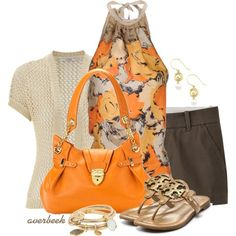 A fashion look from May 2013 featuring wrap tie top, uniqlo shorts and t-strap flats. Browse and shop related looks. Day To Night Outfits, Summer Outfits, Summer Clothes, Stylish Eve Outfits, Cute Outfits, Types Of Clothing Styles, Diva Fashion, Fashion Beauty, Cool Style