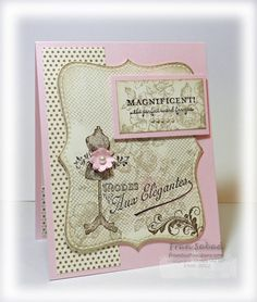 Stampin' Up! SU by Fran Sabad, franticstampers