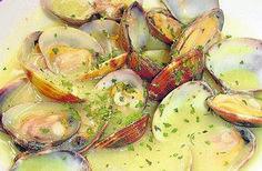 Almejas en salsa #Cantabria #Spain #Travel #Food #Gastronomy