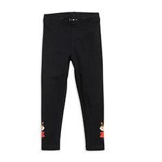 Seelalle leggingsejä, kaikki käy, mutta erityisesti mustille olisi tarvetta. Koko 110 cm.