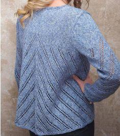 Knitting Patterns, Crochet Patterns, Creative Knitting, Sport Weight Yarn, Free Knitting, Knit Cardigan, Knit Crochet, Creations, One Piece