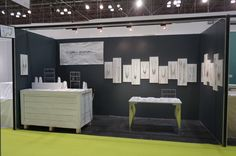Megan Auman booth - New York Gift