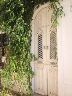 Portugal, door, décoration