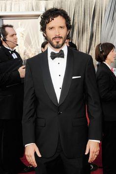 Michel Hazanavicius @ Oscars '12