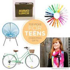 Christmas gift ideas for teenage girls yahoo