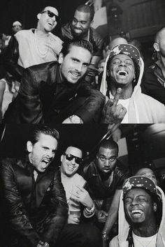 scott disick and lil wayne . Scott And Kourtney, Lord Disick, Kylie Jenner Instagram, Jenner Family, Pictures Online, Lil Wayne, All Smiles, Girl Gang, Celebs