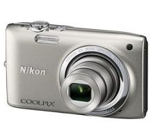 Nikon Coolpix S2700 16MP Point-and-Shoot Digital #camera with 4GB Card, Camera pouch Rs.4999 From MyTokri.com