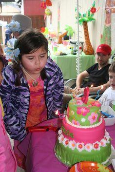 "Photo 12 of 12: Luau / Birthday ""9th Birthday Luau"" | Catch My Party"
