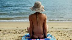Nudism is no longer just for nudist beaches.