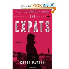 The Expats - recommended by Jen Lancaster