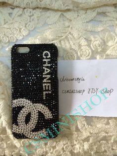 iphone 5s caseRhinestone iPhone 4 Case Cute by CSMiNiShop on Etsy, $21.89