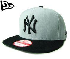 (ニューエラ)NEW ERA NEW YORK YANKEES SNAPBACK グレーXブラック<IM>【BLACK】【黒】【newera】【帽子】【ニューヨーク・ヤンキース】【ベーシック】【NY】【BASIC】【CAP】【キャップ】【定番カラー】【スナップバック】