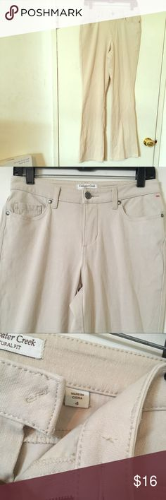 Coldwater Creek pants size  4 Coldwater Creek pants size 4 Coldwater Creek Pants