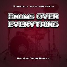 Drums Over Everything ACiD WAV AiFF magesy.pro