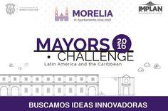 Este 30 de marzo es el día límite para que los ciudadanos puedan participar en el reto Mayors Challenge 2016, el cual tiene el objetivo de generar ideas que ayuden ...