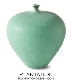 PLANTATION | Karim Ceramic Vase | Matte