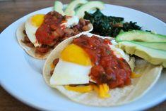 A Healthy Take on Huevos Rancheros