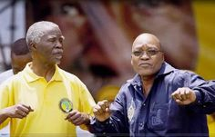 Douglas Foster's South Africa Thabo Mbeki and Jacob Zuma South African Politics, Jacob Zuma, Political Figures, The Fosters