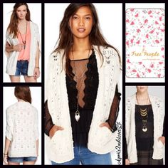 Free People Tops - Cable Knit