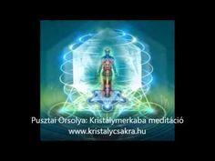 (25) Kristálymerkaba meditáció - YouTube