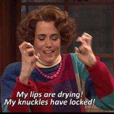 hahahha Aunt Sue!!! My favorite SNL skit EVER!!