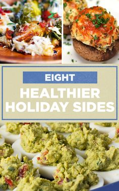 Lighten up the holidays with these delicious sides!