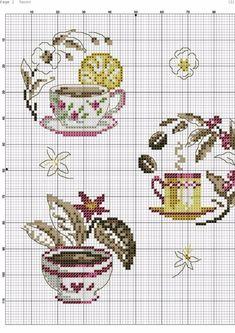 Small Cross Stitch, Cross Stitch Kitchen, Cross Stitch Needles, Cross Stitch Heart, Cross Stitch Cards, Cross Stitch Borders, Cross Stitch Designs, Cross Stitching, Cross Stitch Embroidery