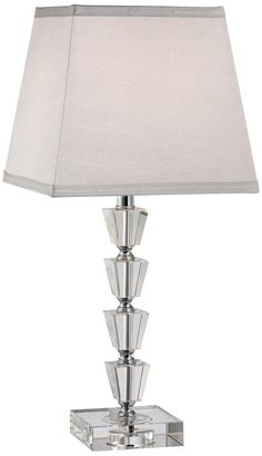 Deco Collection Moderne Crystal Table Lamp -