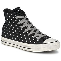 Converse - ALL STAR DOTS SUEDE HI