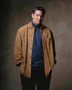 Dean Cain Prepares for His Role in Smallville