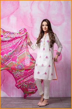 Nishat Linen Summer Lawn Collection 2016 Catalogue #NishatLinen #Dresses #NISHA #LawnCollection #Part2 #Fashion