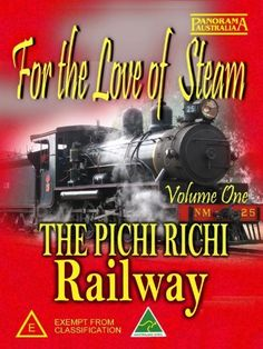 When we think of trains we think of steam trains, those wonderful mechanical marvels that for more than fifty years huffed and puffed their way across the continent. Huff And Puff, Road Train, Prime Video, Continents, New Zealand, Documentaries, Trains, Australia, Digital