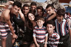 I'm syriousLY in fashion: Dolce & Gabbana S/S 2013 Ad Campaign