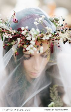 The Enchanted Forest - Wedding Inspiration   Pretty Shoots, Styled Shoots   The Pretty Blog